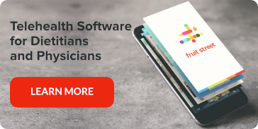 telehealth software for dietitians and physicians