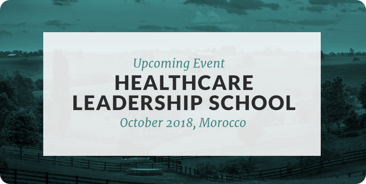 healthcare leadership school